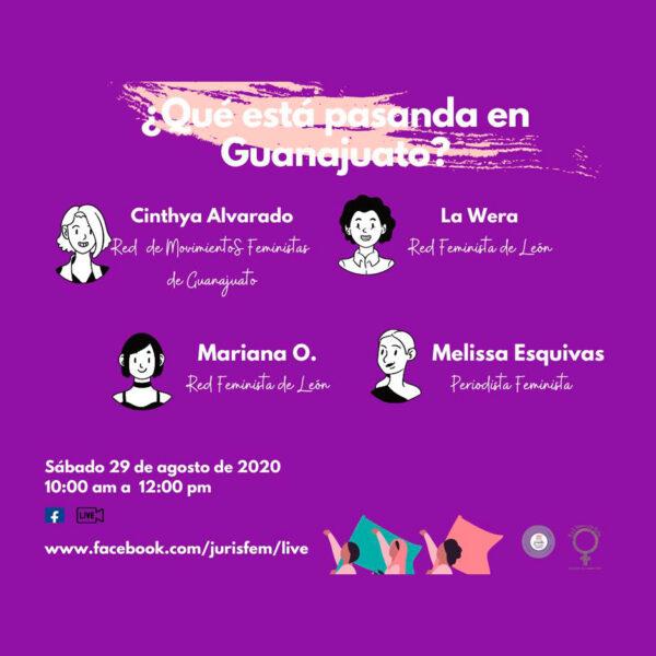 ¿Qué está pasanda en Guanajuato?