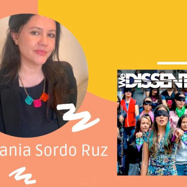 #CírculaMensual: Colectiva 1600s y la revista jurídica feminista We Dissent