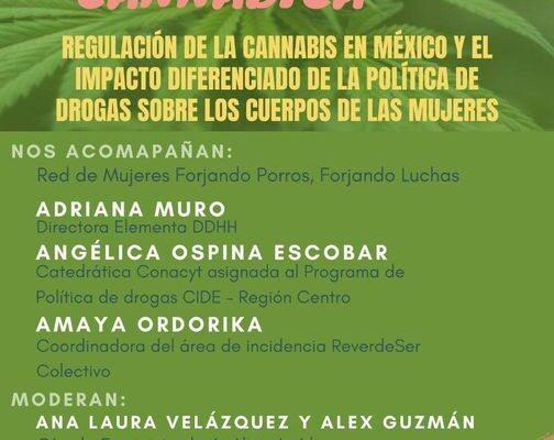 Círcula Cannábica. Regulación de cannabis en México